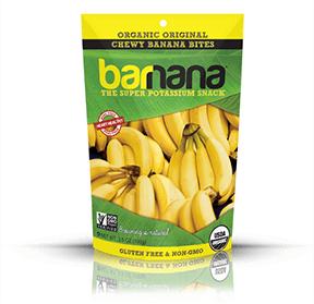 オーガニック オリジナル バーナナ