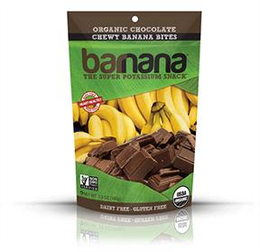 オーガニック チョコレート バーナナ