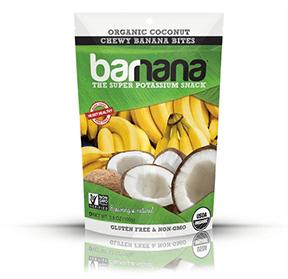 オーガニック ココナッツ バーナナ