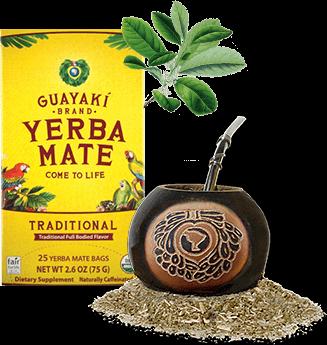 南米の森で育った最高品質のイェルバ・マテのやわらかな芳醇な味わいと、マテ特有の豊かな香りをお楽しみください!