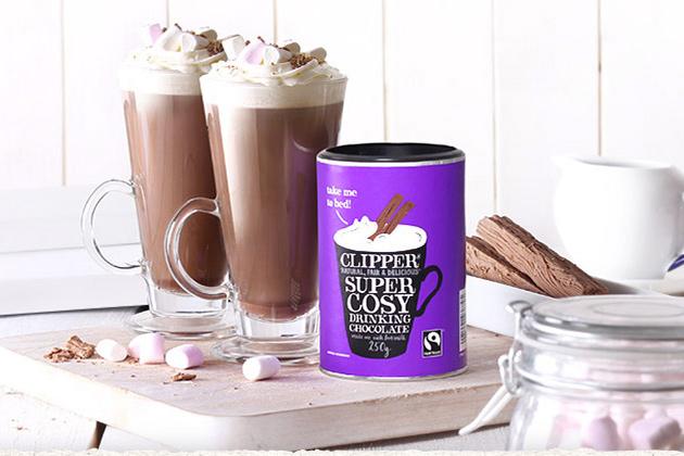 クリッパー フェアトレード ドリンキング チョコレート 販売開始しました!